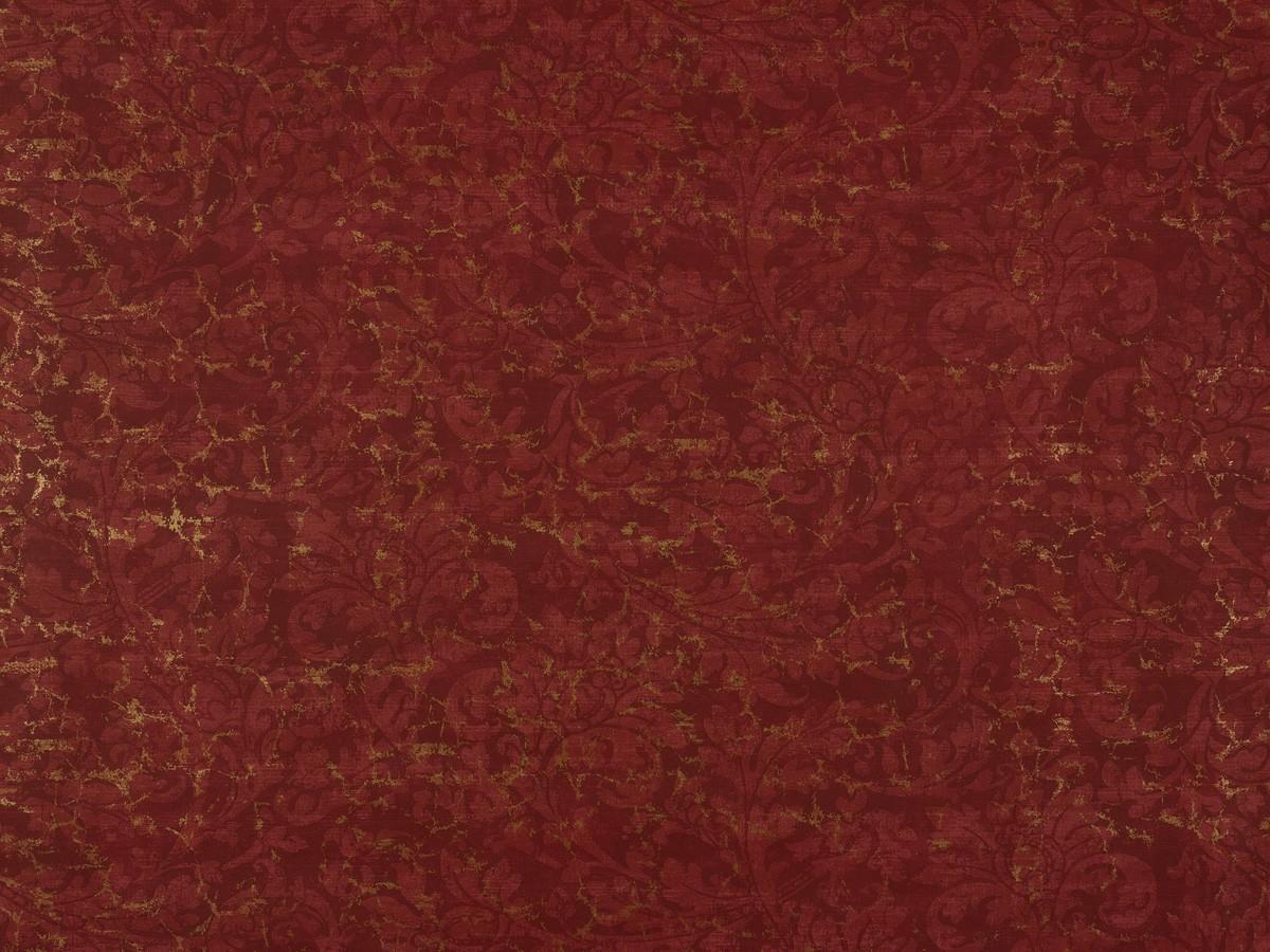 1 rolle rasch tapete gingertree tapete vintage barock rot gold 220598 ebay. Black Bedroom Furniture Sets. Home Design Ideas