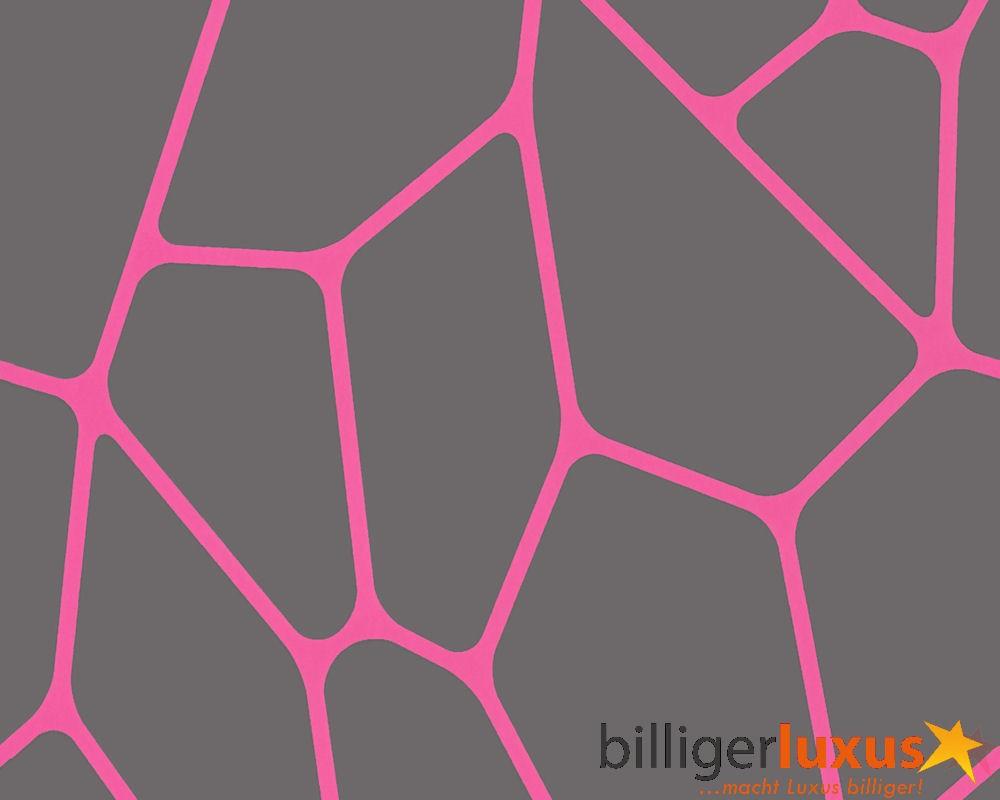 Retro Vlies Tapeten Contzen : Straight Match Pattern