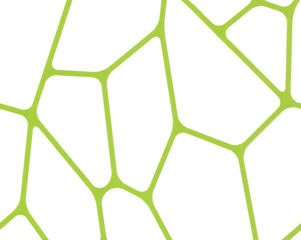 Jugendzimmer Tapeten Design : Vliestapete Retro Lars Contzen 3 Tapete 2552-28 255228 gr?n wei?