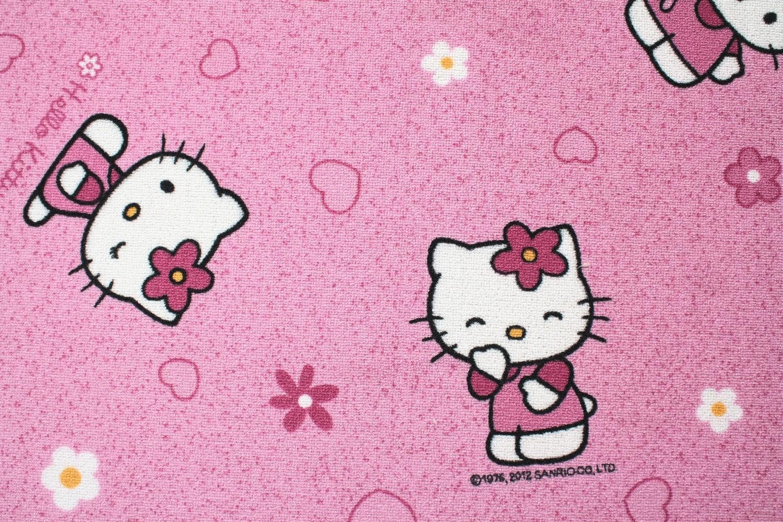 sanrio hello kitty carpet rug kids carpet rug play