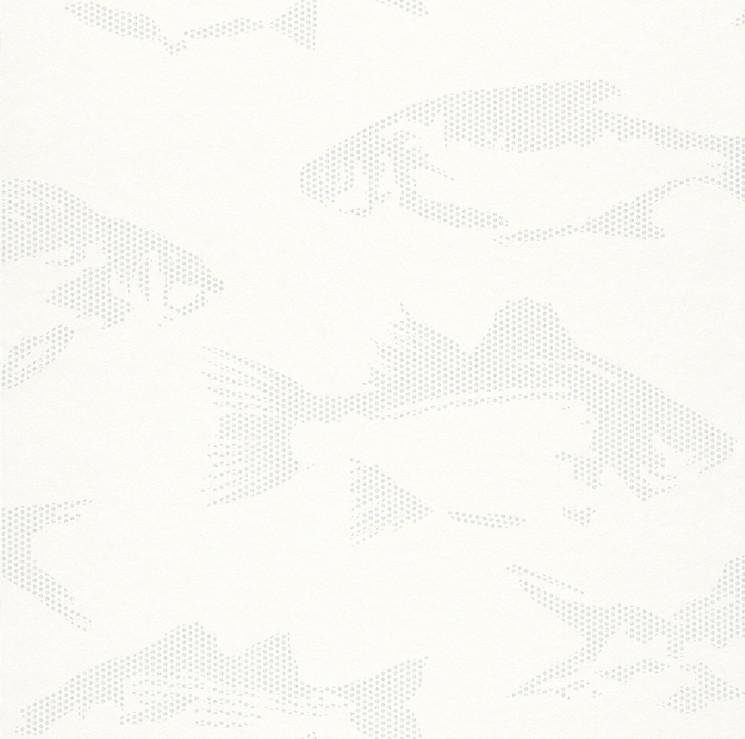 rasch tapeten tendresse 799279 fische weiss silber. Black Bedroom Furniture Sets. Home Design Ideas