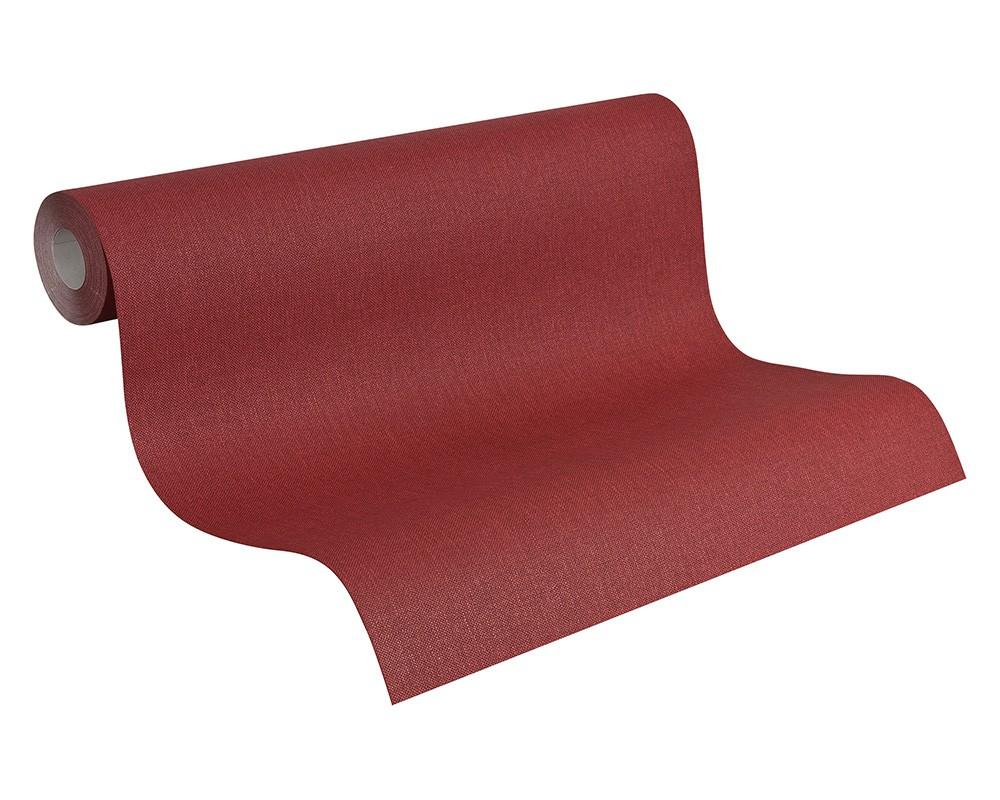 tapete a s cr ation elegance 2 vliestapete 2930 60 293060 uni dunkelrot ebay. Black Bedroom Furniture Sets. Home Design Ideas