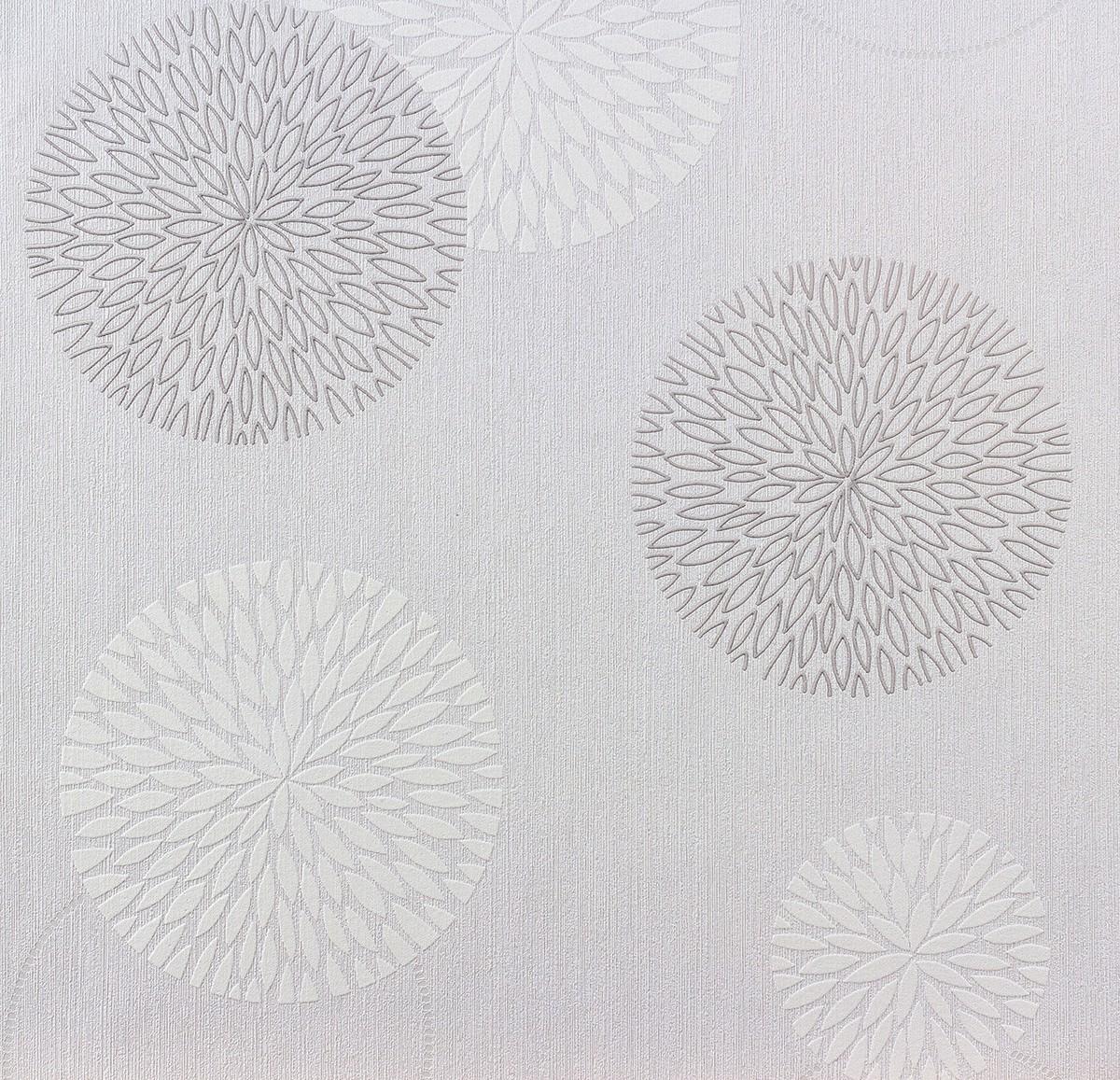 tapete blumen as creation spot wei creme 93792 2. Black Bedroom Furniture Sets. Home Design Ideas