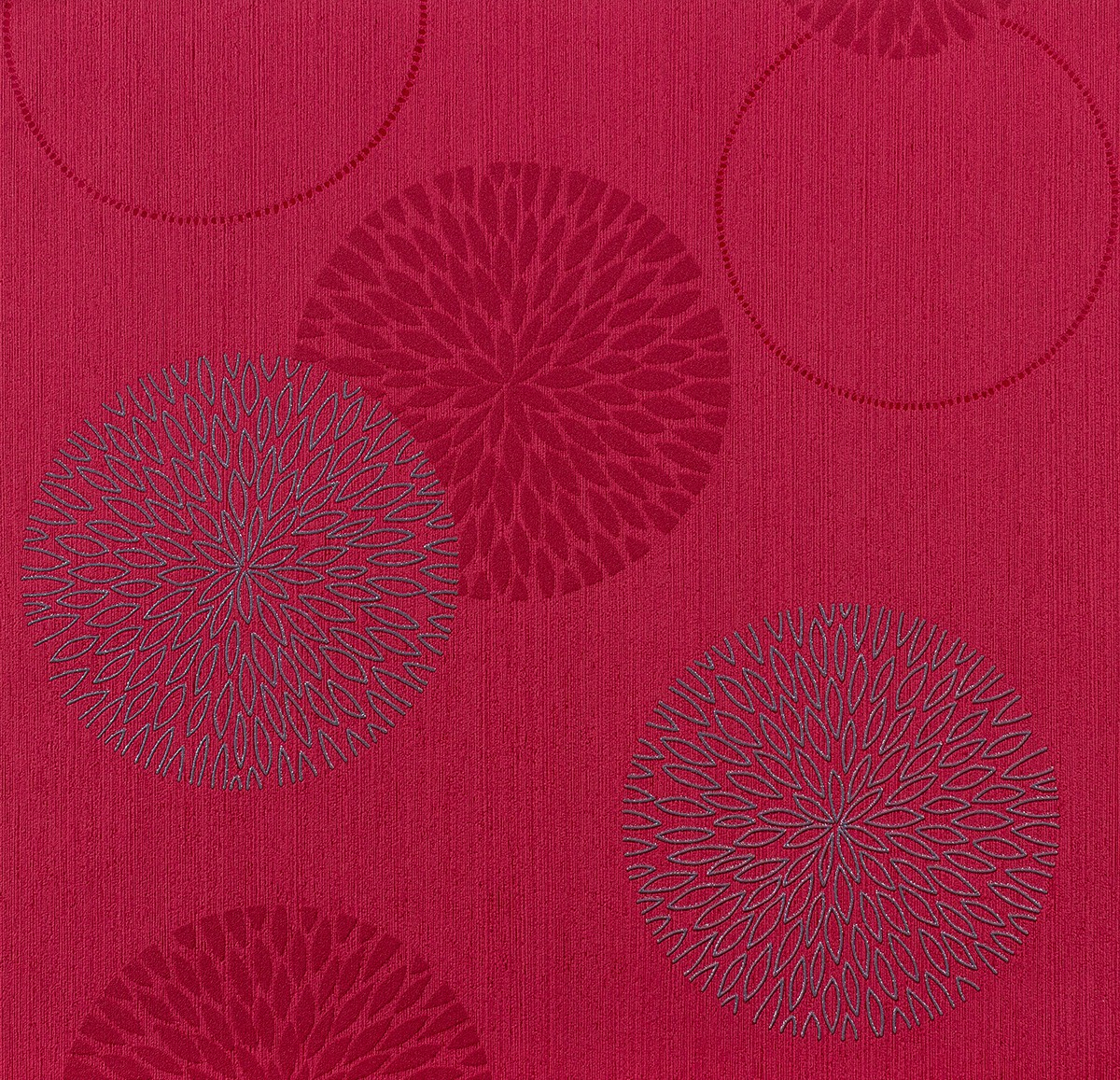 vliestapete grafik rot silber as creation 93792 3. Black Bedroom Furniture Sets. Home Design Ideas