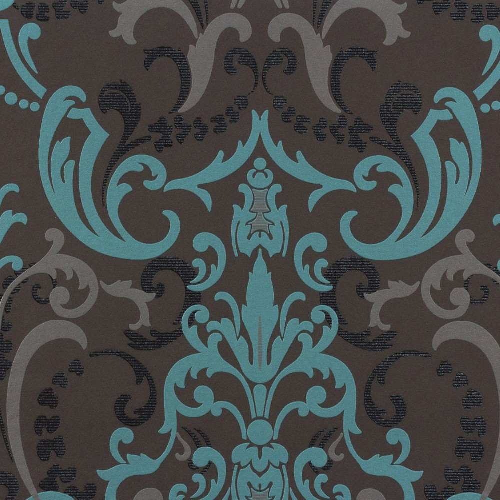 wallpaper rasch bestseller wallpaper baroque modern 714708. Black Bedroom Furniture Sets. Home Design Ideas