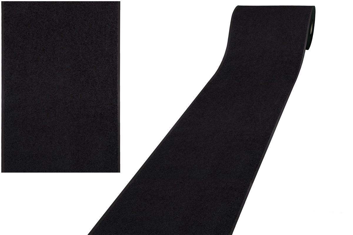 schmutzfangl ufer l ufer sauberl ufer proper tex schwarz in der breite 120 cm ebay. Black Bedroom Furniture Sets. Home Design Ideas