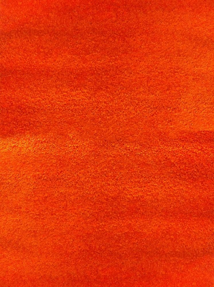 teppich basic trendy hochflorteppich shaggy 4 gr en orange ebay. Black Bedroom Furniture Sets. Home Design Ideas
