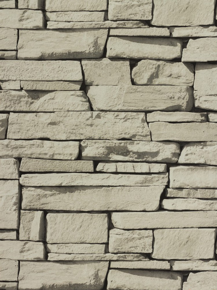 steintapete mauerstein vlies stein tapete ziegel. Black Bedroom Furniture Sets. Home Design Ideas