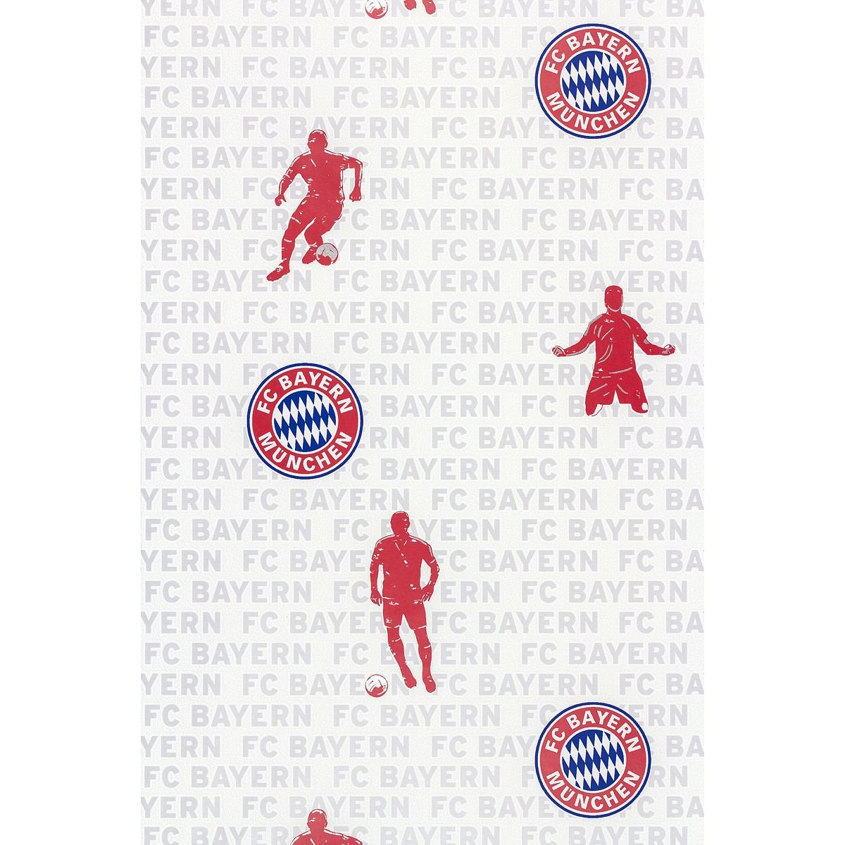 fc bayern muenchen tapete fussball rot weiss blau. Black Bedroom Furniture Sets. Home Design Ideas