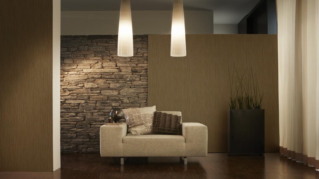 vliestapete streifen as creation 95664 2 grau. Black Bedroom Furniture Sets. Home Design Ideas