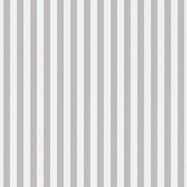 tapete grau wei streifen petite fleur rasch 285443