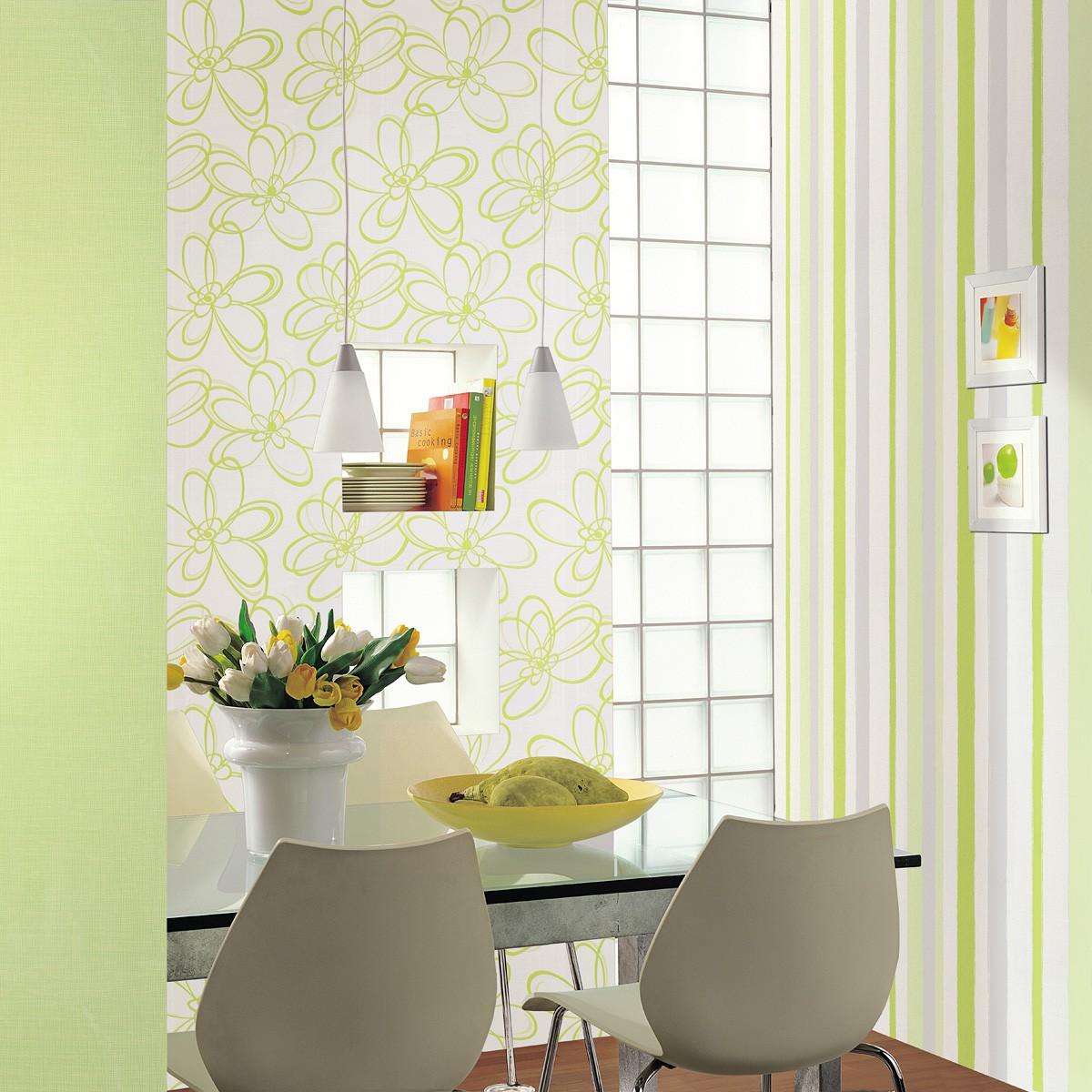 vliestapete muster wei tapeten marburg wohnsinn 55601. Black Bedroom Furniture Sets. Home Design Ideas