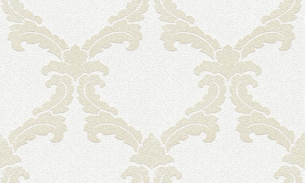 vliestapete berstreichbar barock gro rolle wei ap pigment 95165 1. Black Bedroom Furniture Sets. Home Design Ideas
