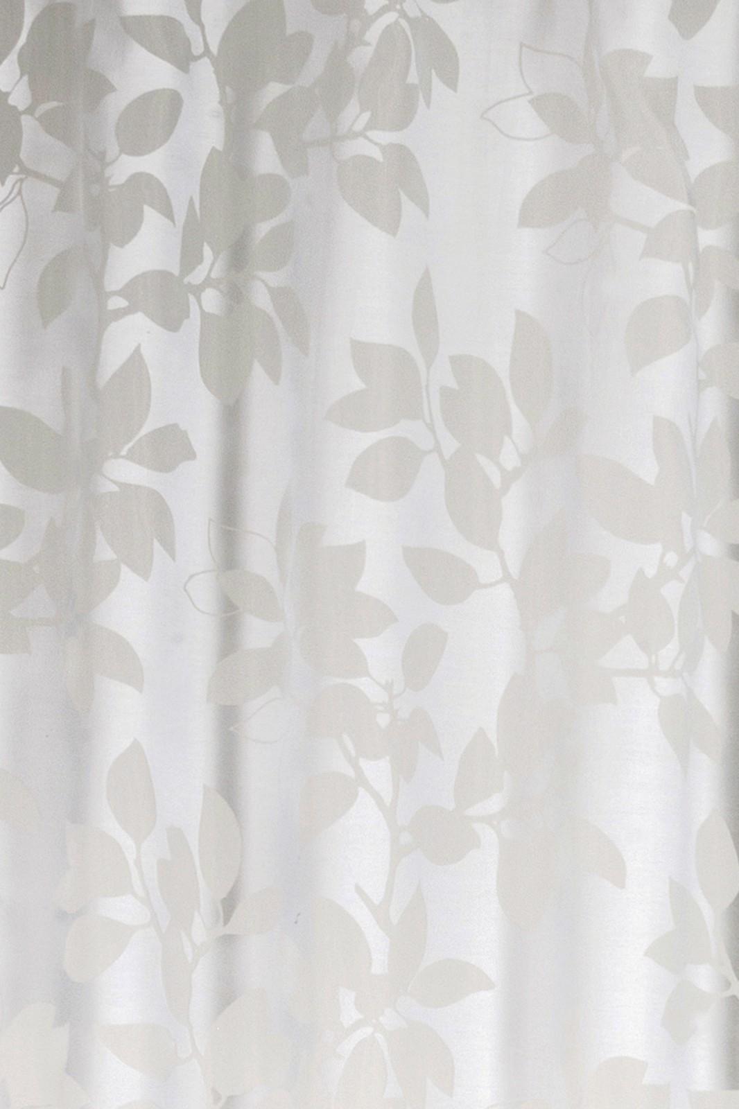 schlaufenschal spring time floral wei halbtransparent. Black Bedroom Furniture Sets. Home Design Ideas