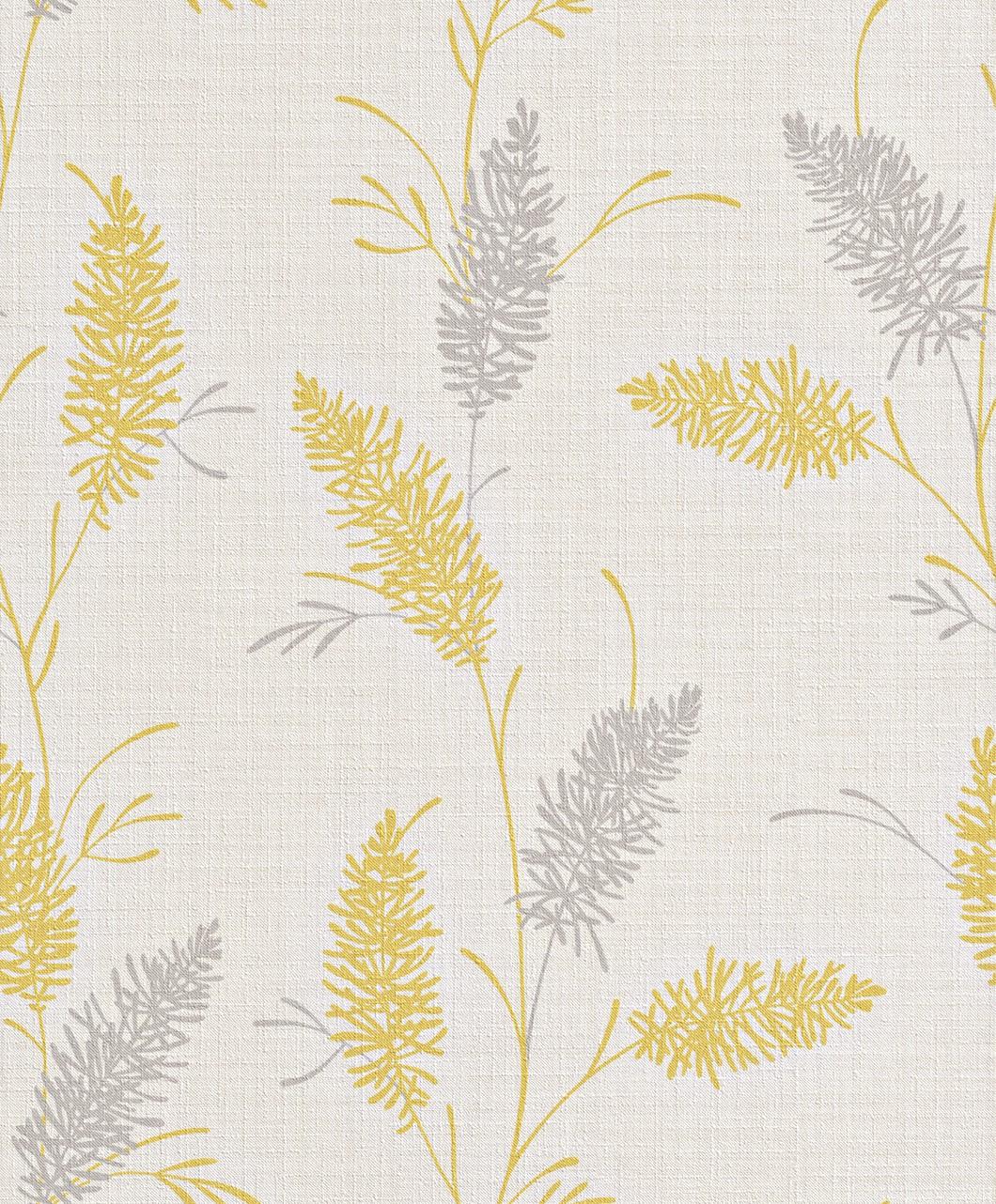 Blumen gelb blumen l neblick seite 2 g nthart - Vliestapete grau ...