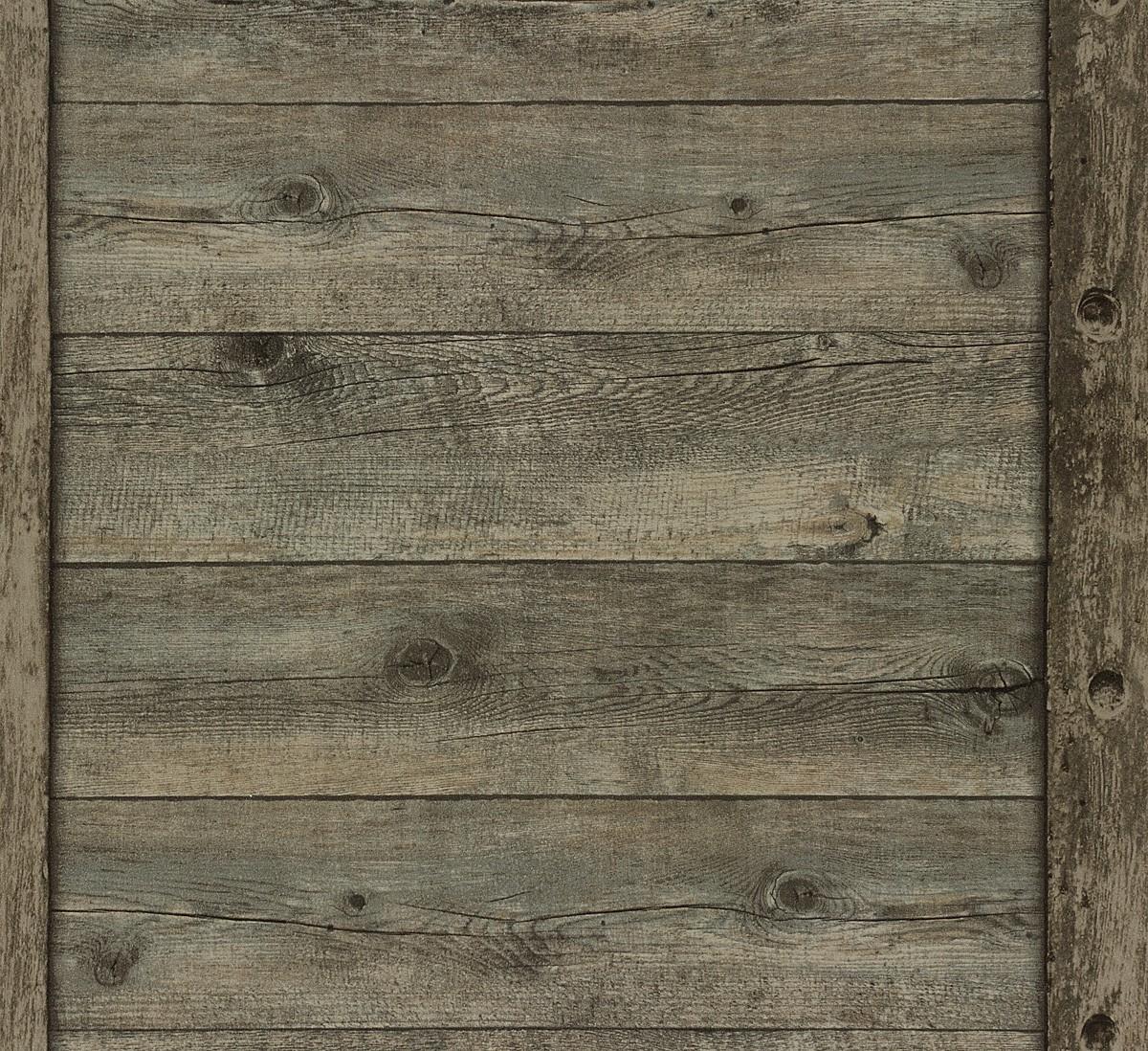 Rasch Tapeten Home Style : zu Vliestapete braun grau Holz Home Style Rasch 861419 (3,18?/1qm