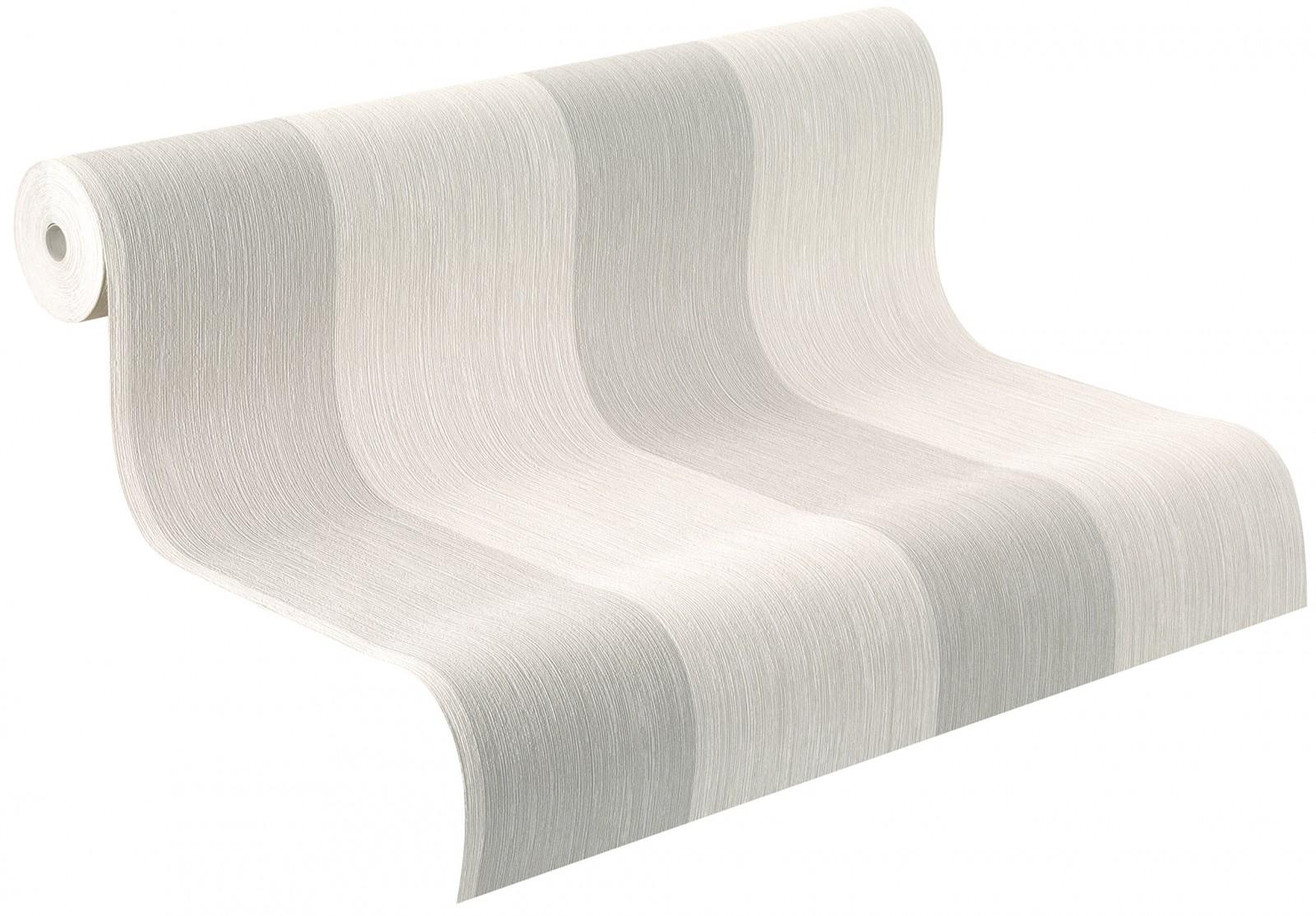 vliestapete grau wei streifen perfecto rasch 887723. Black Bedroom Furniture Sets. Home Design Ideas