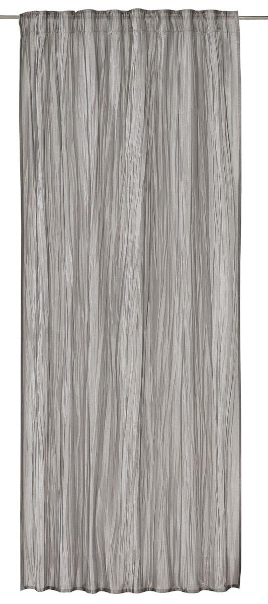 schlaufenschal bb home passion 135x255cm grau 197827. Black Bedroom Furniture Sets. Home Design Ideas