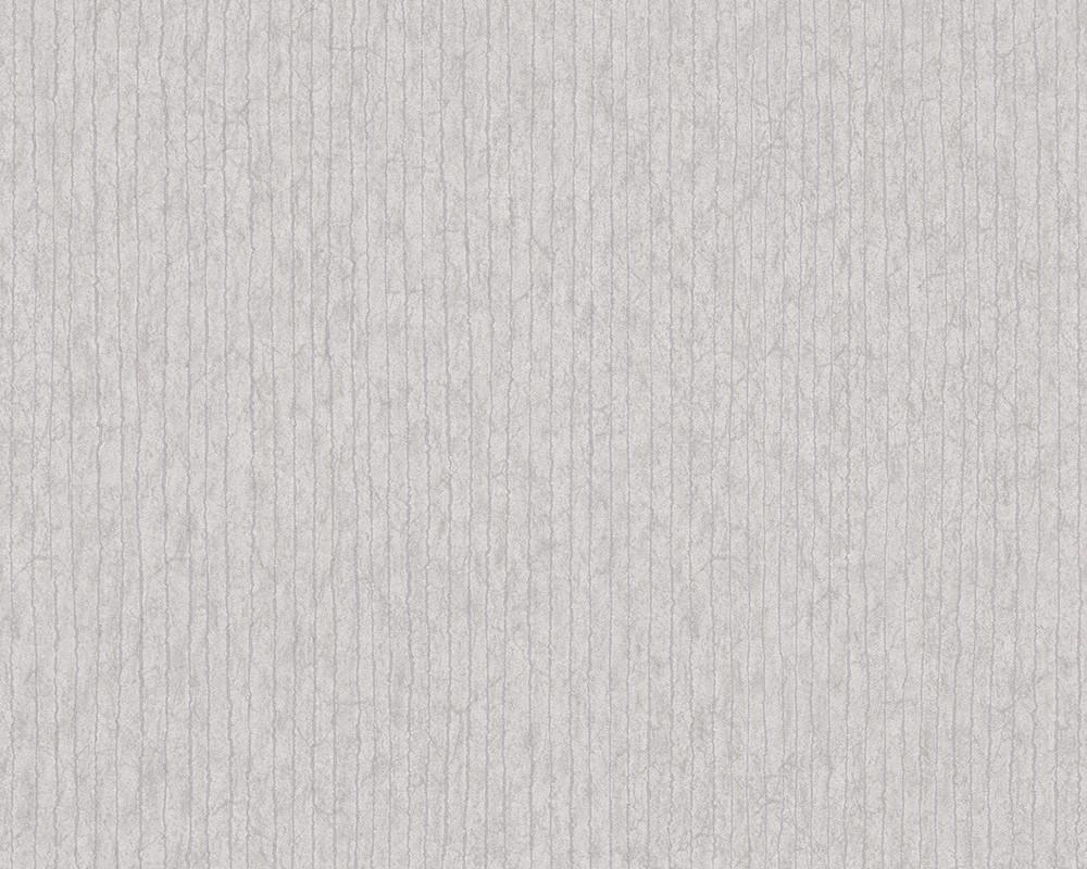 Michael Michalsky Tapeten : Tapete Michalsky Designer Streifen grau 30455-1