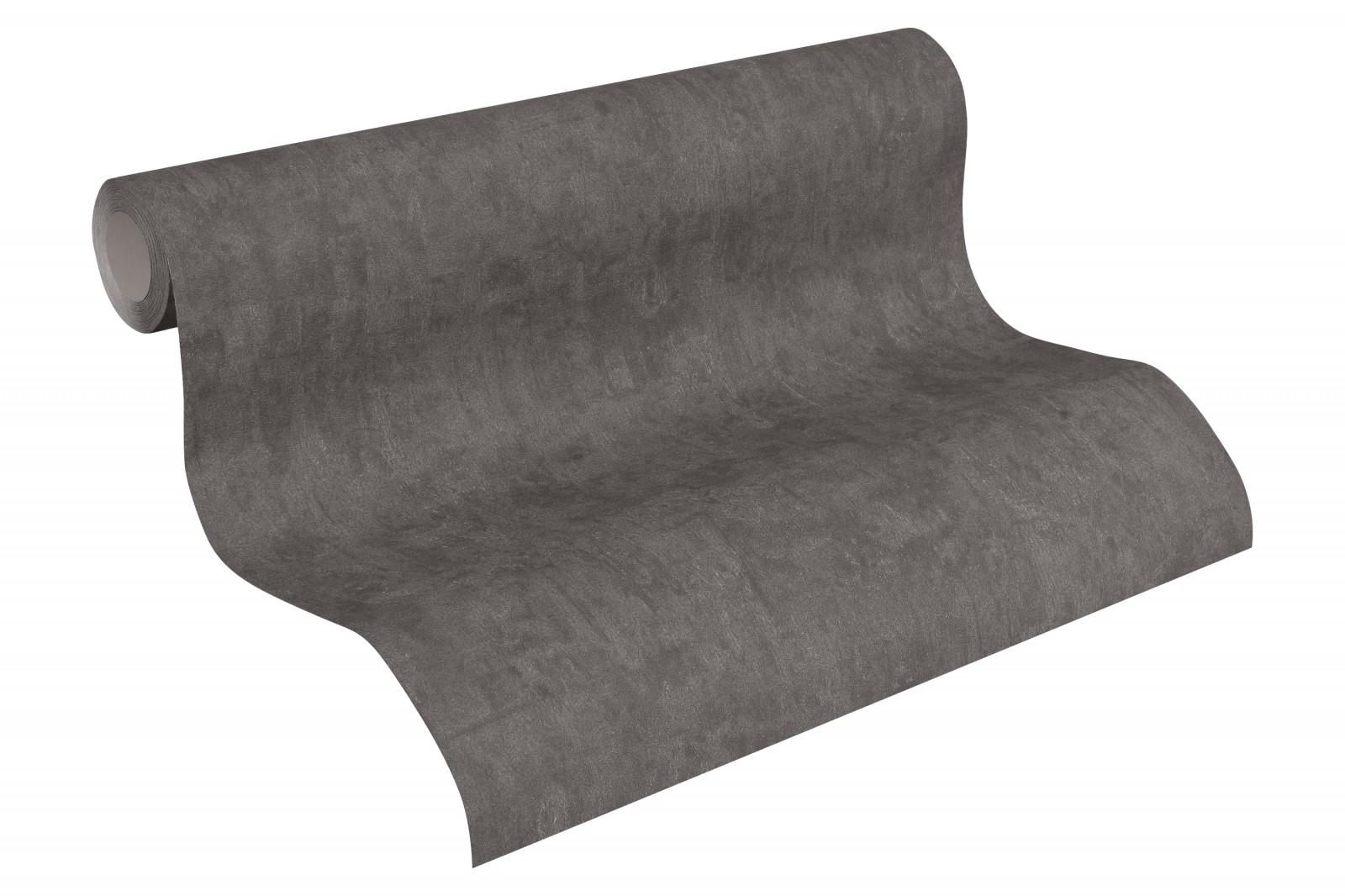 wallpaper michalsky designer structure grey 30458 3. Black Bedroom Furniture Sets. Home Design Ideas