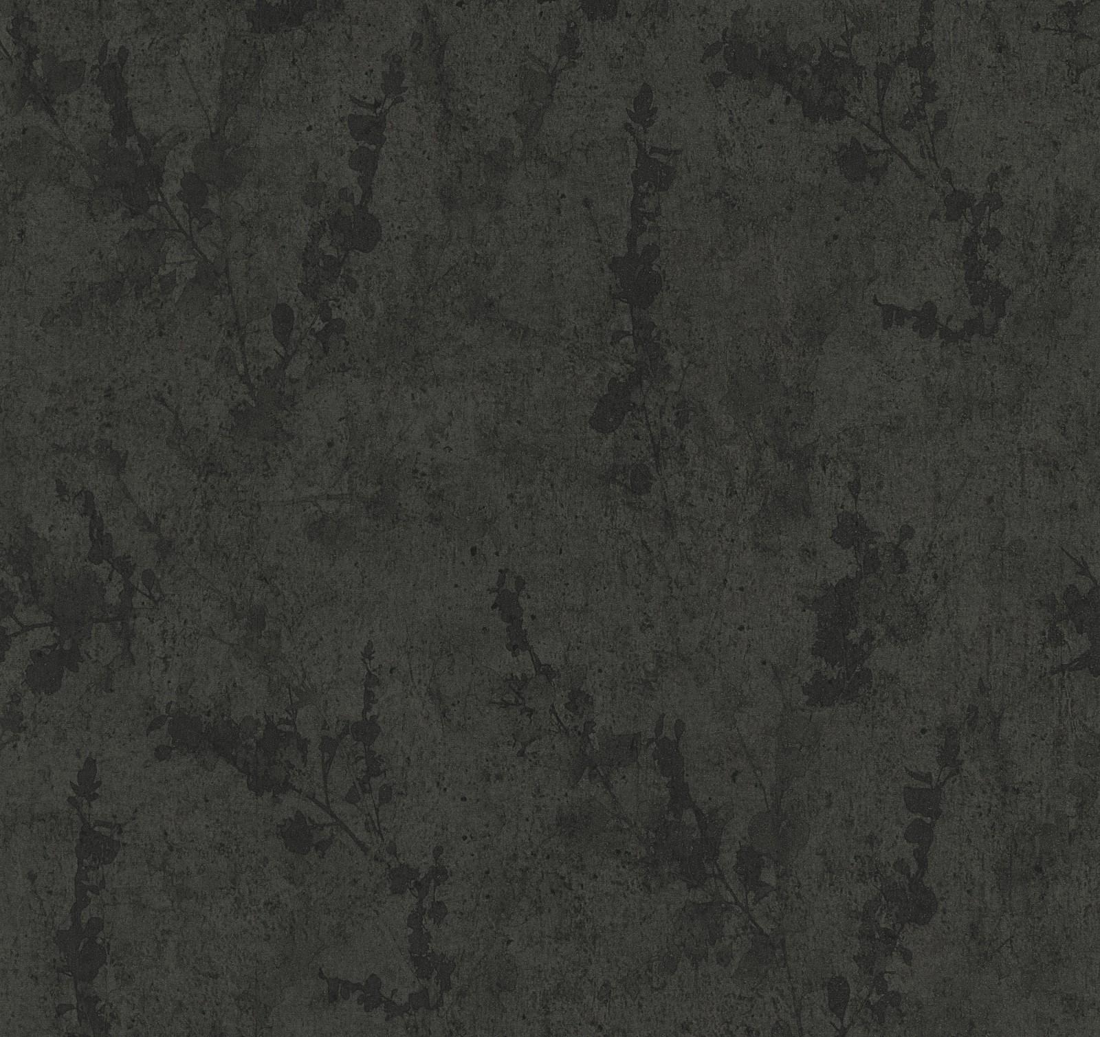 tapete guido maria kretschmer beton schwarz 02462 30. Black Bedroom Furniture Sets. Home Design Ideas