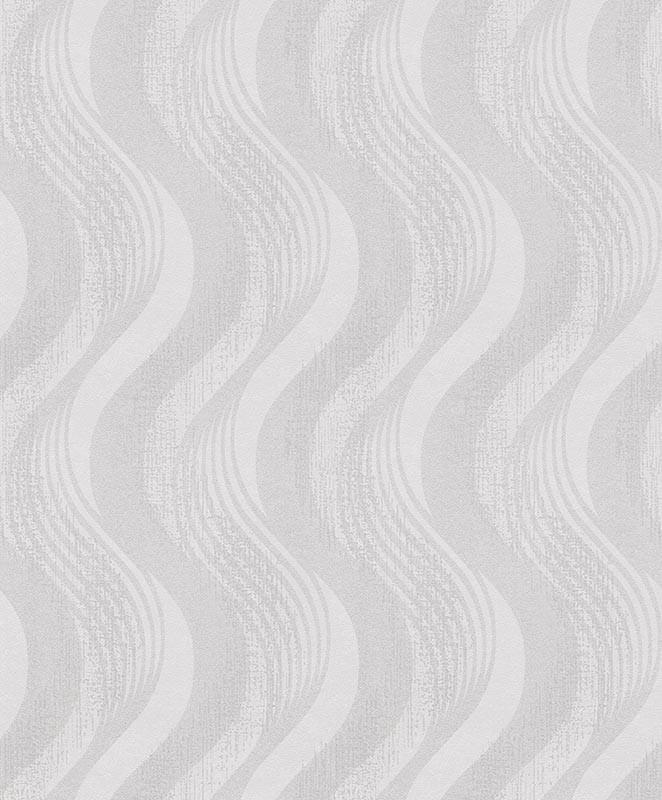Glitzer Tapete Barbara Becker : Tapete Wellen Erismann grau Glitzer 5959-10