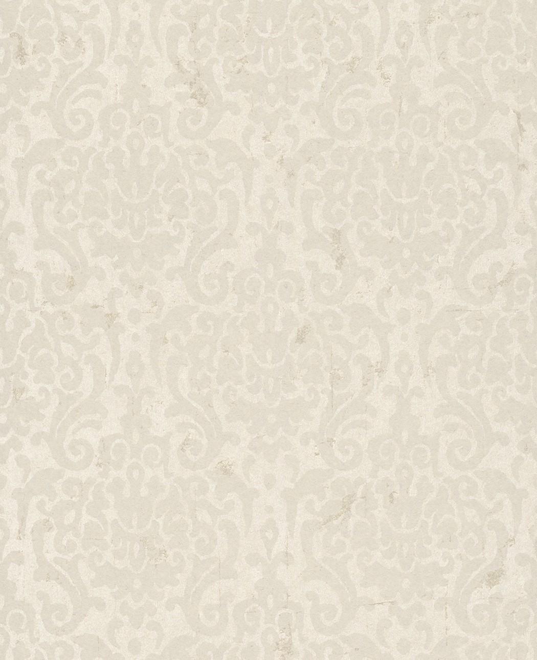 Textil Tapeten Eigenschaften : Tapete Rasch Textil Tintura Ornament creme 227443