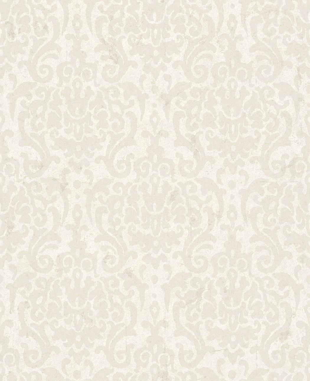 Tapete rasch textil tintura ornament creme 227450 - Tapete textil ...