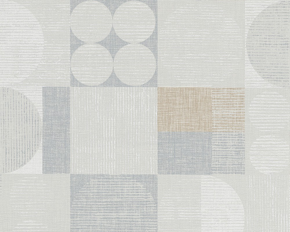 tapete grafik livingwalls titanium grau blau 30644 1. Black Bedroom Furniture Sets. Home Design Ideas