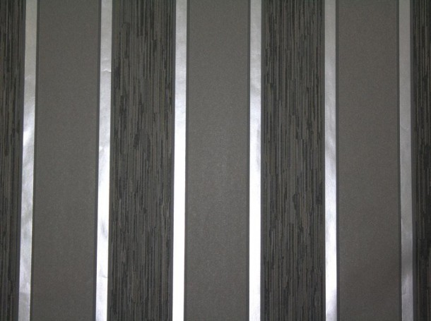 Non-woven wallpaper AT HOME Marburg wallpaper stripes 51721 grey black online kaufen