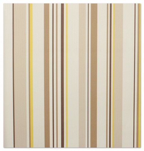 Wallpaper Springtime 3 stripes 8752-66 875266 brown yellow