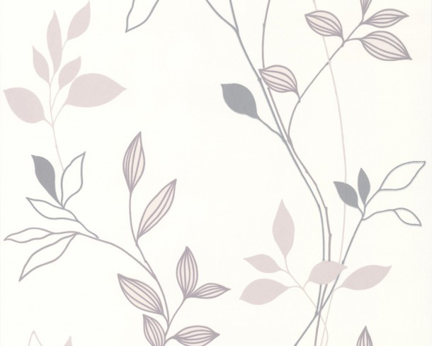 Non-woven wallpaper AS Avenzio 4 2497-22 249722 vine grey white online kaufen