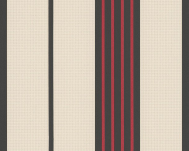 Wallpaper ESPRIT 7 non-woven wallpaper mosaic modern stripes 1857-23 185723 black online kaufen