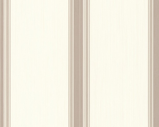 Wallpaper Jade non-woven wallpaper 858962 8589-62 stripes cream beige online kaufen