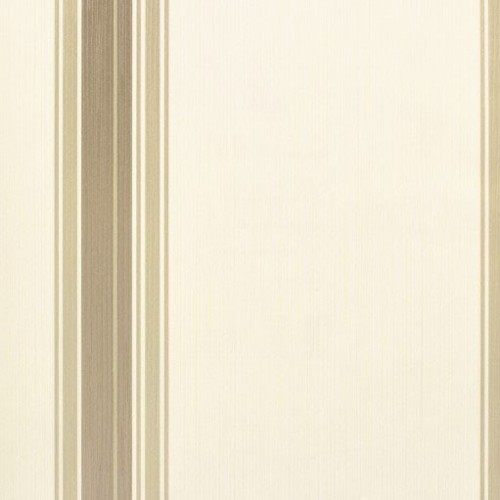 Wallpaper Jade non-woven wallpaper 858948 8589-48 stripes white beige