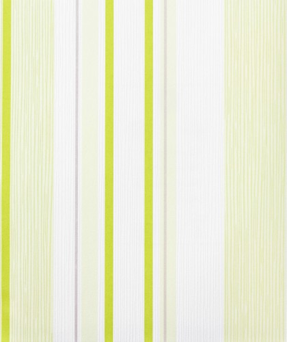 Wallpaper AS Creation Viora non-woven wallpaper 2733-14 273314 stripes yellow green online kaufen