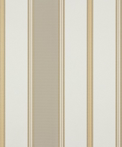 wallpaper rasch non-woven wallpaper Trianon  stripes light grey  grey  513127