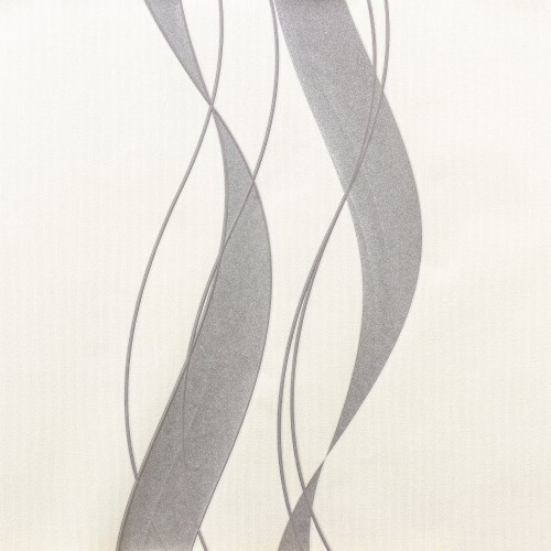 Tapete  5th OK non-woven wallpaper waves cream silver 93577-2 935772 A.S.  online kaufen