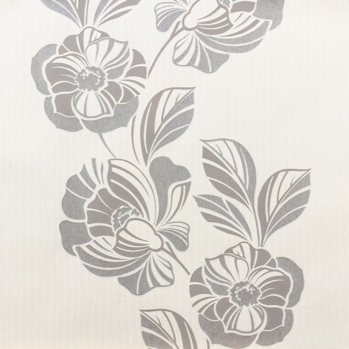 Tapete  5th OK non-woven wallpaper flowers cream silver 93576-2 935762 A.S.  online kaufen