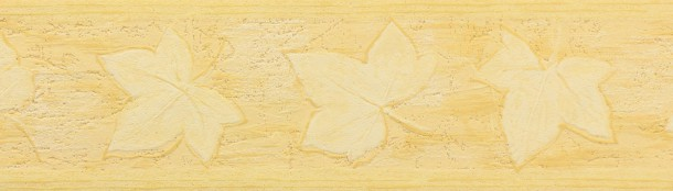 Tapete  5th OK non-woven border leaves orange 3197-77 319777 A.S.  online kaufen
