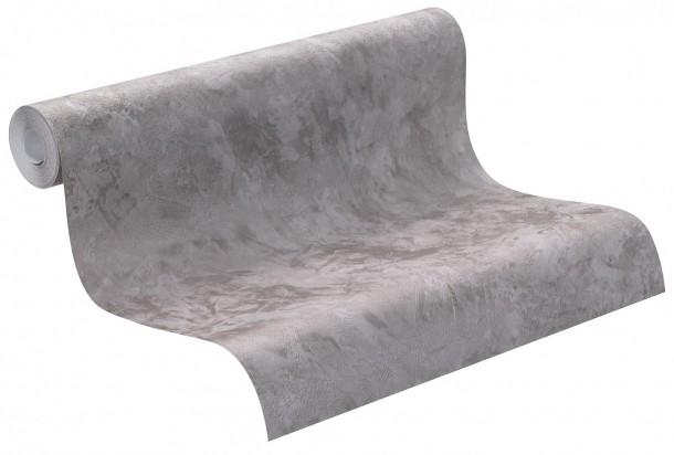 tapete rasch grafisch grau silber city lights 412314. Black Bedroom Furniture Sets. Home Design Ideas