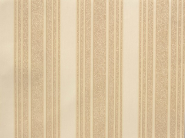 A.S. Hermitage 9 non-woven wallpaper 94343-6 943436 stripes antique beige metallic