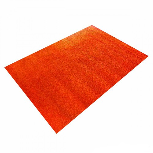 Carpet Basic Trendy high pile carpet Shaggy 4 sizes orange online kaufen