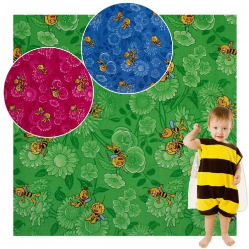 Teppich Kinderteppich Biene Maja und Willi Spielteppich