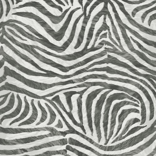 Wallpaper zebra optics grey Graham & Brown Skin 32-635
