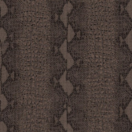 Wallpaper snake-optics brown Graham & Brown Skin 32-646 online kaufen