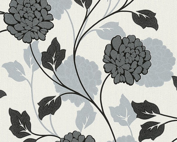 Wallpaper silver nature AS Creation 96224-2 online kaufen