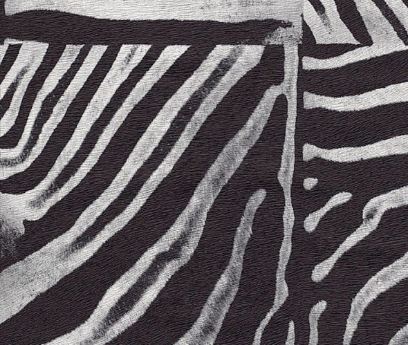Safari wallpaper Out Of Africa non-woven wallpaper 715316 zebra black online kaufen