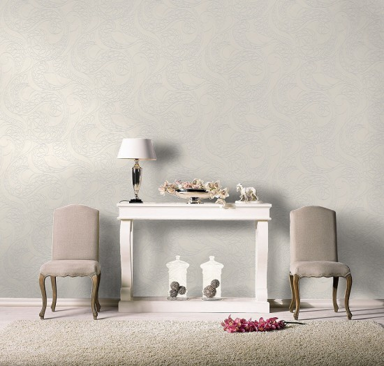 rasch wallpaper bb home passion non woven wallpaper 769517 cream. Black Bedroom Furniture Sets. Home Design Ideas