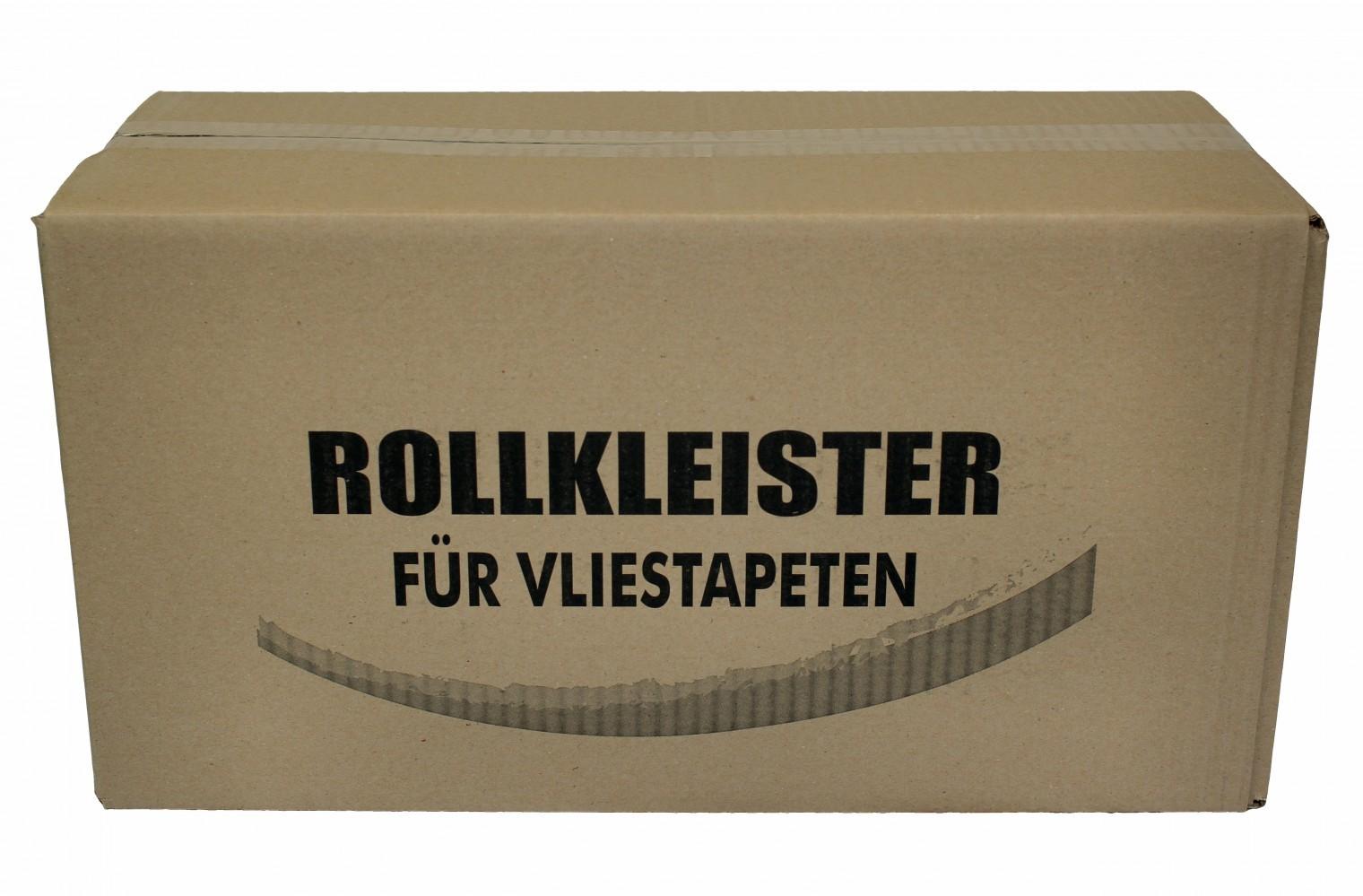 40 pakete vlieskleister rollkleister kleister f r vliestapeten vlieskleber 8 kg. Black Bedroom Furniture Sets. Home Design Ideas